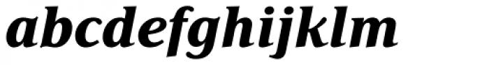 Delima Std Bold Italic Font LOWERCASE