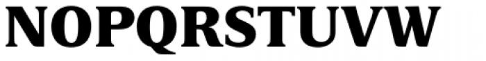 Delima Std ExtraBold Font UPPERCASE