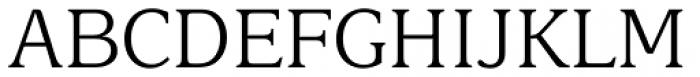 Delima Std Light Font UPPERCASE