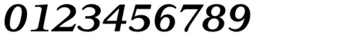 Delima Std SemiBold Italic Font OTHER CHARS
