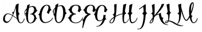 Delinquente Font UPPERCASE