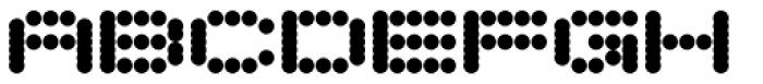 Delivery Matrix AOE Font UPPERCASE