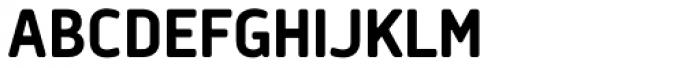 Delm Bold Font UPPERCASE
