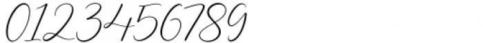 Delmon Delicate Script Font OTHER CHARS