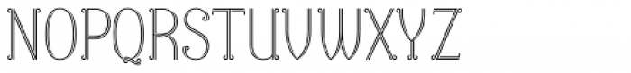 Delphi Dio Font UPPERCASE