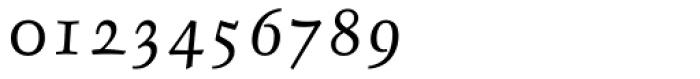 Delphin I Alternative Font OTHER CHARS