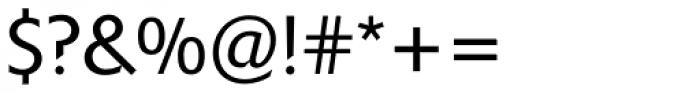 Delta BQ Light Font OTHER CHARS