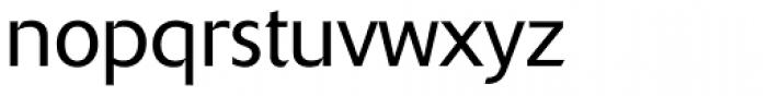 Delta BQ Light Font LOWERCASE