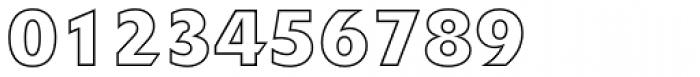 Delta Jaeger Outline Font OTHER CHARS
