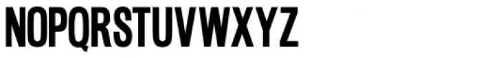 Deltarbo Slim Font UPPERCASE