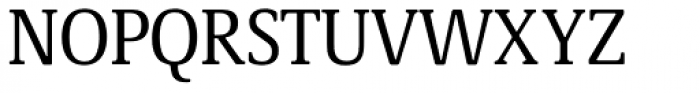 Demos Next Pro Condensed Font UPPERCASE