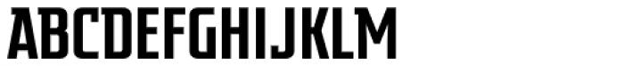 Dempster Font UPPERCASE