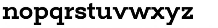Deposit Pro Bold Font LOWERCASE