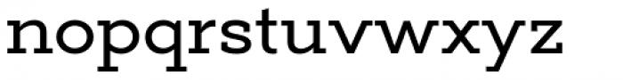 Deposit Pro Medium Font LOWERCASE