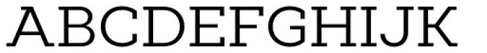 Deposit Pro Regular Font UPPERCASE