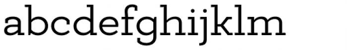 Deposit Pro Regular Font LOWERCASE