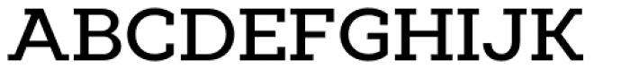 Deposit Pro Semi Bold Font UPPERCASE