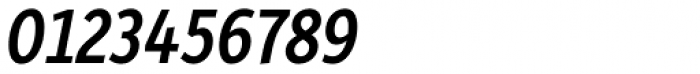 Depot New Condensed Medium Italic Font OTHER CHARS