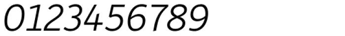 Depot New Light Italic Font OTHER CHARS