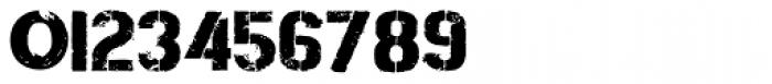 Derailer Pro Font OTHER CHARS