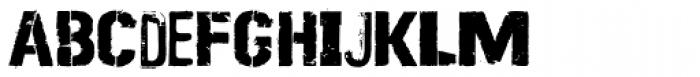 Derailer Pro Font LOWERCASE