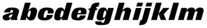 Derek Italic Font LOWERCASE