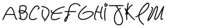 Deriva Font LOWERCASE