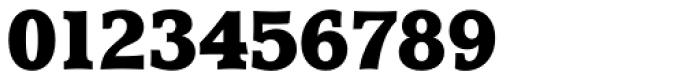 Derringer Serial Heavy Font OTHER CHARS