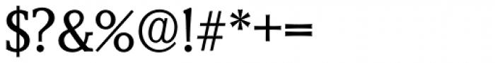 Derringer Serial Font OTHER CHARS