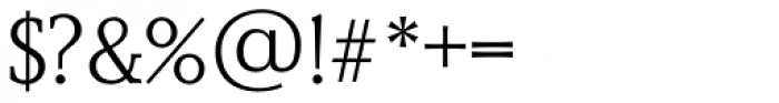 Derringer TS Light Font OTHER CHARS