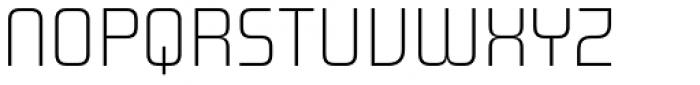 Design System A 100 Font UPPERCASE
