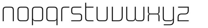 Design System B 100 Font LOWERCASE