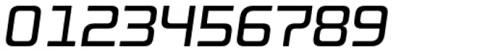 Design System B 500 Italic Font OTHER CHARS