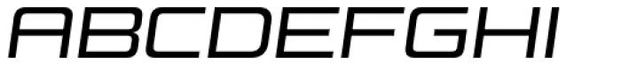 Design System C 500 Italic Font UPPERCASE