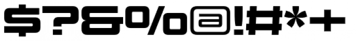 Design System C 900 Font OTHER CHARS
