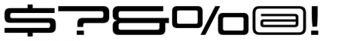 Design System D 700 Font OTHER CHARS