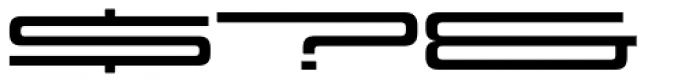 Design System F 700 Font OTHER CHARS