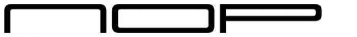 Design System F 700 Font UPPERCASE