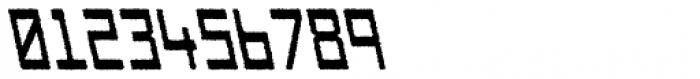 Designator Rough Backslant Font OTHER CHARS