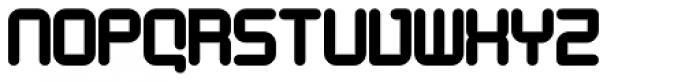 Designer Block Font UPPERCASE