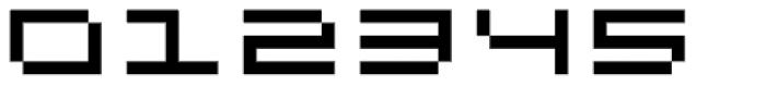 Designer Genes Seven Font OTHER CHARS