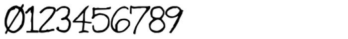 Designer Notes Pro Font OTHER CHARS