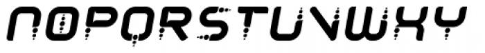 Despair 2003 Italic Font LOWERCASE