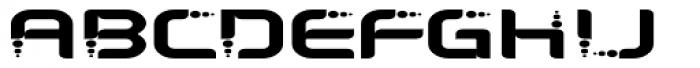 Despair 2003 Wide Font LOWERCASE