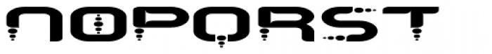 Despair 2003 Wider Font UPPERCASE