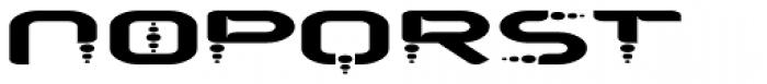 Despair 2003 Wider Font LOWERCASE