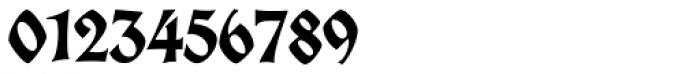 Deutsche Schrift Font OTHER CHARS