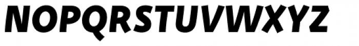 Deva Ideal Bold Italic Font UPPERCASE