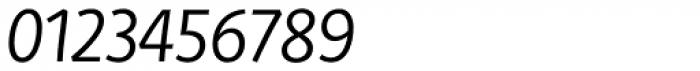 Deva Ideal Book Italic Font OTHER CHARS