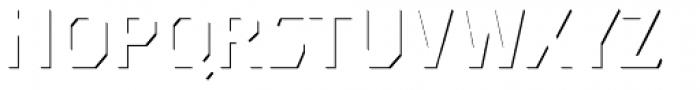Dever Sans Accent Medium Font UPPERCASE